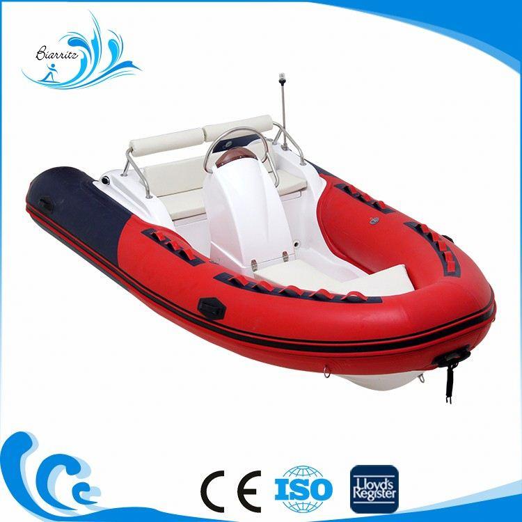скорость гребной надувной лодки