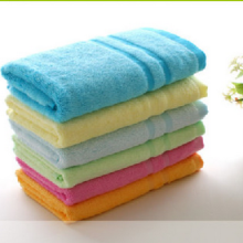 wholesale soft bamboo fiber bath towels in 70*140cm