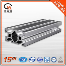 All sizes customized industrial aluminum alloy extrusion profile for construction engineering