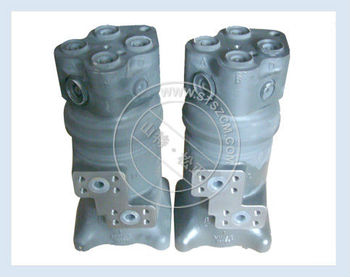 PC220-7 swing joint, excavator spare parts, 703-08-33610