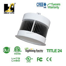 DLC 150w Led highbay fixture , 400w hps replacement , 6500K and micro-wave sensor option
