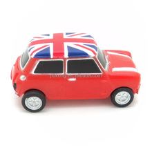 popular cool plastic cool jeep car usb flash drive car for gift