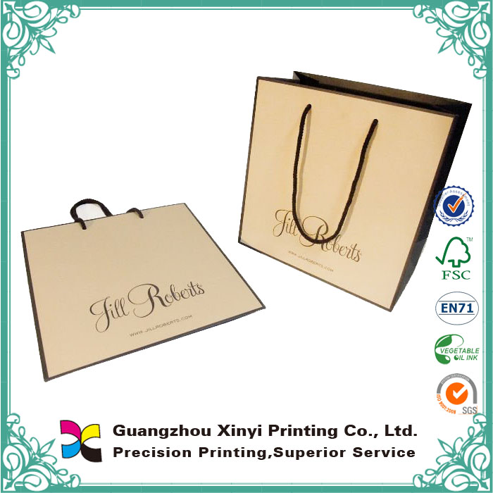 China wholesale gift bag raw materials of paper bag