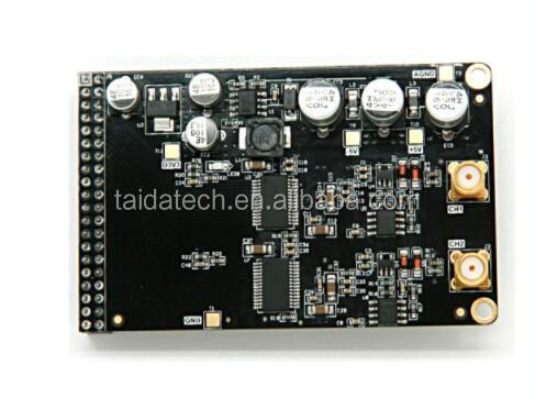 Supply <strong>12</strong> - bit Dual Channel AD Module Motherboard for FPGA Development Board AD9226