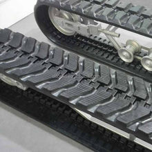 Hot Sale rubber track for Transport vehicles with low price