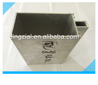 Good quality guarantee aluminum curtain wall profiles