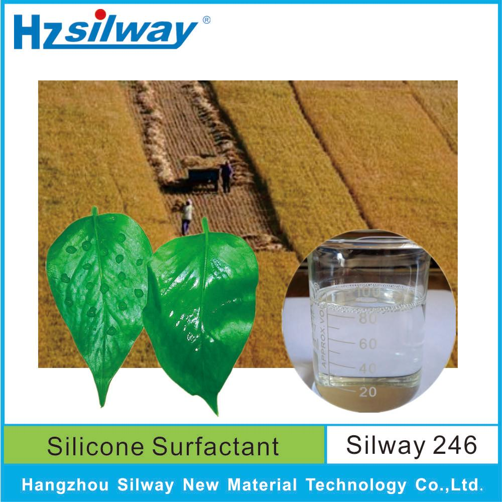 Hot Product Silway 246 joint venture adjuvant With Factory Wholesale Price