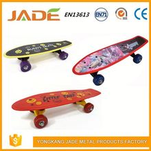 Mini skateboard 2017 waveboard fish skateboard