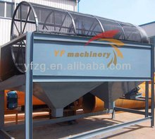 Stable gold sand and gravel separation equipment for sale