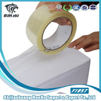 Professional Strong Waterproof Feature Personalized Clear Shipping Tape