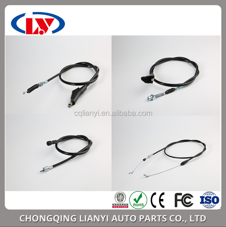Lawn Mower Throttle Cables for Auto Parts Machinery Throttle Control Pull Cable