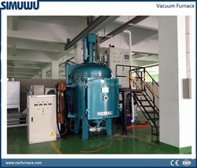 high effiency Vacuum Medium Frequency Induction Melting Furnace