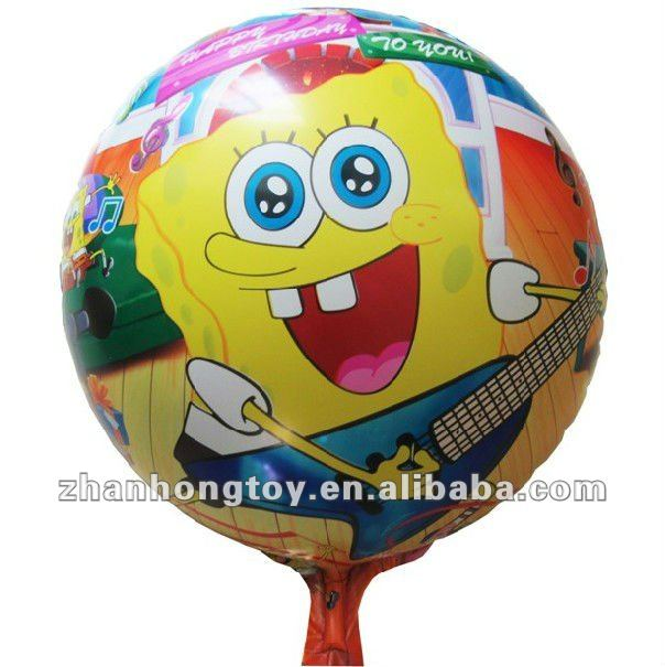 Foil balloon from zhanhongtoy