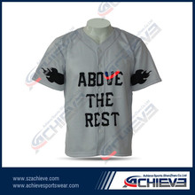customized your own authentic baseball shirts men baseball uniforms