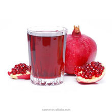 POMEGRANATE JUICE POWDER FULLY DISSOLVES IN WATER