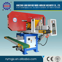 Large Horizontal Wood Cutting Machine Band Saw For Wood