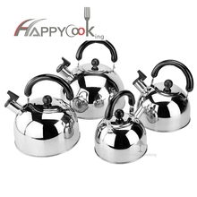 stainless steel whistling kettle HC-01209