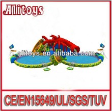 CE Giant Inflatable water park play center