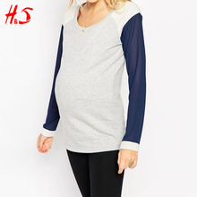 Latest Fashion Blouse Design Ladies Tops Images Pregnant maternity wear