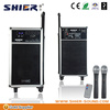 SHIER TK-T33 Outdoor speaker, Portable bluetooth speaker cabinet for sale trade assurance