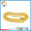 Wholesale Metal Ball Gold Chain