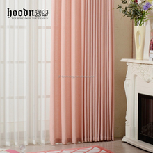 Hoodn brand home luxury curtain with polyester fabric material