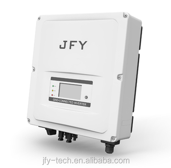 JFY updated single phase grid inverter Sunleaf solar inverter 3000w,4000w,5000w