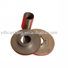 sand cast grey iron casting for auto car parts OEM China casting manufacturer
