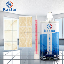 decorative high-temperature No Toxic gold waterproof sealant for tile crack