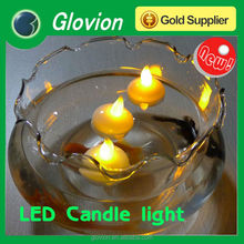 Glovion New colorful Plastic Waterproof candle light