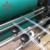 High quality plastic zipper  making machine