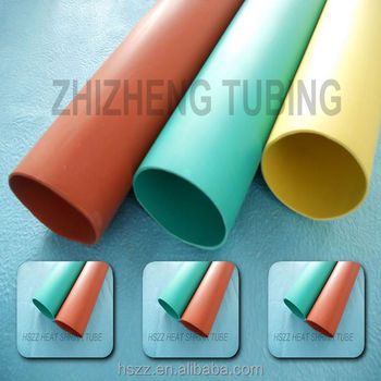 environmental friendly heat shrinkable tube