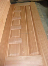 2.7mm plywood doors design/HDF/MDF Moulded Door Skins