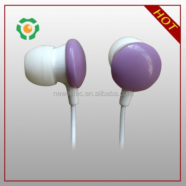 2015 Custom Earphones For Girls,For Laptop Computer In Bulk