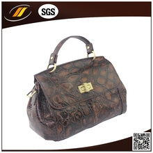 Wholesale New Arrival Good Quality Genuine Leather Lady Handbag