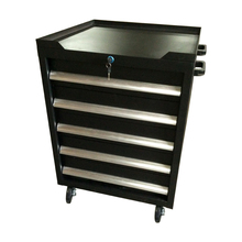 New design 7 drawer workshop heavy duty cheap metal tool box cabinet Caja de herramientas