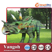 2014 Newly Artificial Dinosaurs for Outdoor Playground Exhibition