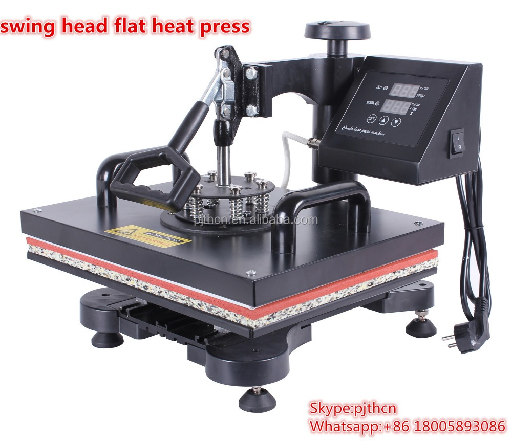 New Design T shirt heat transfer printing machine