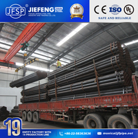 Top Quality With Strong Load Capacity black round carbon steel pipe