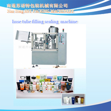Manufacturer Supplier silicone sealant tube filling and sealing machine With Long-term Service