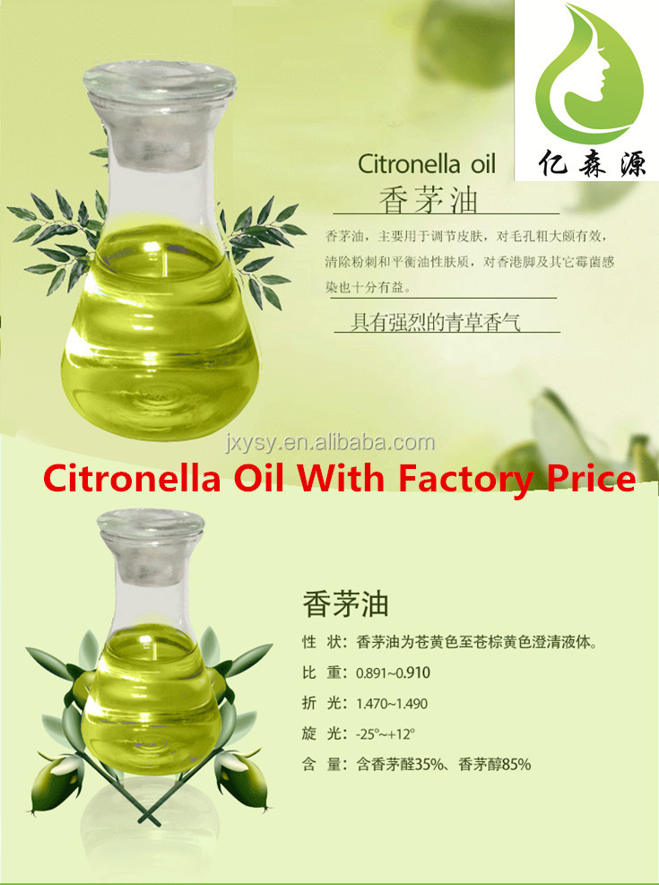 Bulk Citronella Oil For Chemical Use Organic Citronella Grass Extraction Oil Offer 180 KG Drum Factory Price
