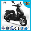 F8 125CC JNEN Motor Italian Design Classical Retro Vespa Style Diesel Scooter Motor Moped With EEC EPA DOT CE EURO IV Certificat