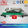 2015 new Hongzhan CBS series vertical and horizontal type continuous plastic bag sealing machine