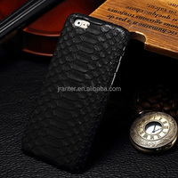 Custom Genuine Python Phone Leather Case, for Iphone 5 Hard Case