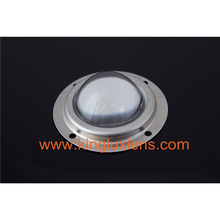 Newest optical glass lens for wall mounted light for Citizen LED