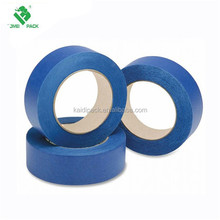 "OEM High Quality Low Noise Nature Rubber UV Resistant 60 yard 2"" Masking Tape Blue Painters Tape"