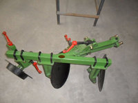Farm machinery walking tractor with hand plough price
