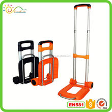 Aluminum Telescoping Hand Trolley,Foldin Trolley Carts.