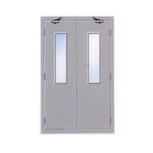 fire residential fire rated steel door rated steel doors with glass insert