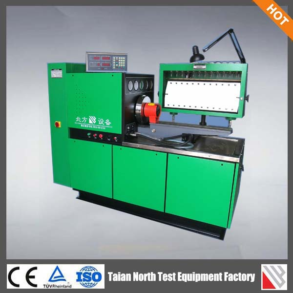 12PSB-BFC Digital display calibration machine Bosch fuel injection diesel pump test bench